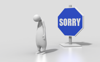 Why Are You Sorry?